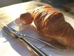 Ontbijt bij Vroeg